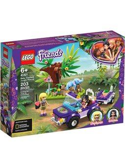 LEGO® Спасение слоненка в джунглях (41421)