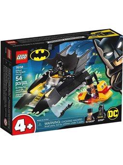 LEGO® Преследование Пингвина на бетчовни (76158)
