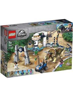 LEGO® Ярость трицератопса (75937)