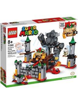 LEGO® Битва з босом у замку Боузера. Додатковий рівень (71369)