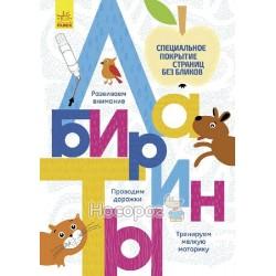 "Прописи: Лабиринты ""Ранок"" (укр.)"