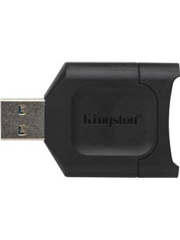 Кардрiдер Kingston USB 3.1 SDHC/SDXC UHS-II MobileLite Plus