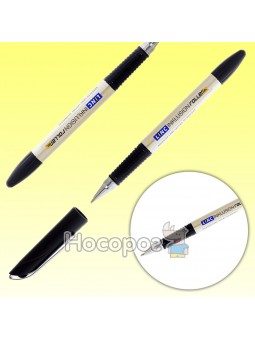 Ручка 1 Вересня шар/масл Soft Touch синя 411079 (30)