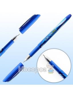 Ручка Linс Oilflo шариковая синяя 411720