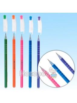 Ручка шариковая 1 Вересня Beta синяя 411136
