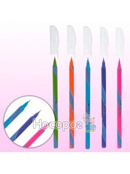 Ручка шариковая 1 Вересня Nexus синяя 411834