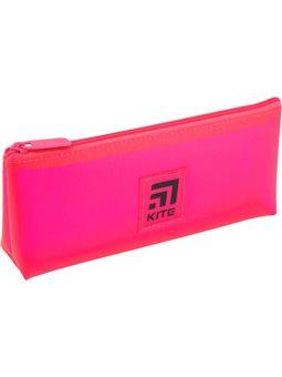 Пенал для девочек Kite Education 1 отделение Малиновый (K20-680-4)