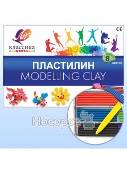 Пластилин Классика 8 цветов 540223 12С867-08