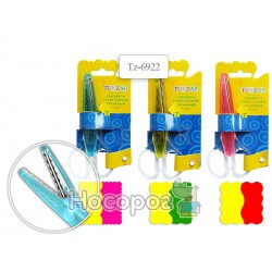 Ножницы детские TZ-6922 с фигурными лезвиями