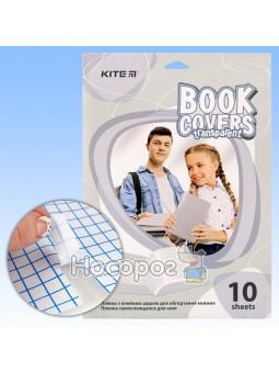Пленка самоклеящаяся для книг 50х36 см 10 штук K20-306