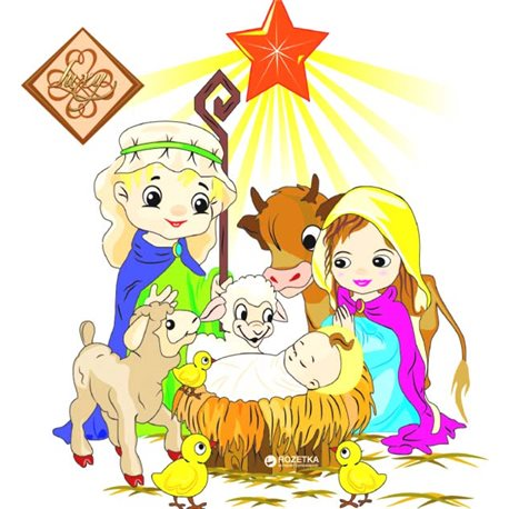 Фото Салфетка Luxy 33 х 33 cм 20 шт Рождественская звезда (4820164964620)