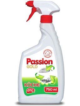 Чистящее средство для кухни спрей Passion Gold KUCHE 750 мл (4260145990857)