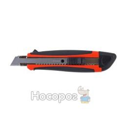 Нож канцелярский BUROMAX 18мм 4616