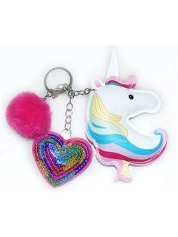 """Брелок YES """"Unicorn"""" (558119) [5056137188512]"""