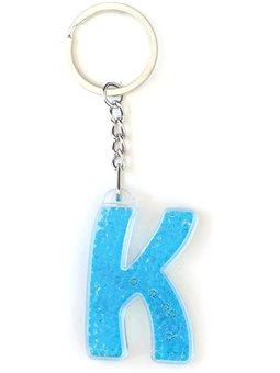 """Брелок YES буква """"К"""", голубая (554265) [5056137100125]"""