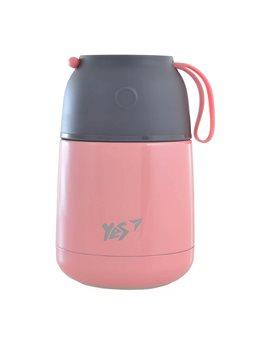 Термос для еды, розовый (706713) [5056137195657]