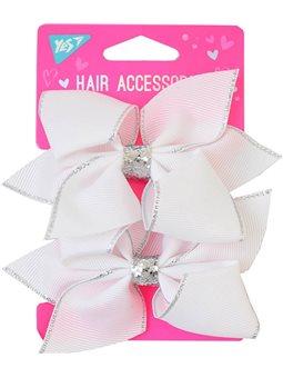 Резинка для волос, 2 шт/наб 10 см (707122) [5056137187034]