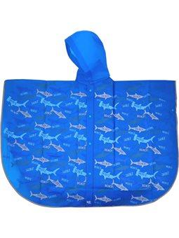 Дождевик-пончо YES со светоотражающим кантом «Акулы» (706945) [5056137155040]