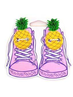 "Набор аксессуаров для шнурков YES ""Pineapple"" (555820) [5056137132560]"