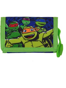 Кошелек 1 Вересня Turtles, 25*12.5 (531939) [5056137120055]