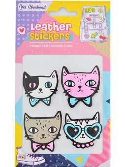 Набор наклеек YES Leather stikers (531618) [5056137108596]