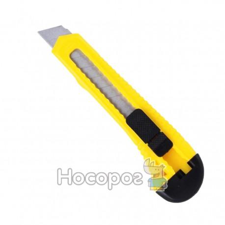 Нож канцелярский BuroMax 18мм 4648
