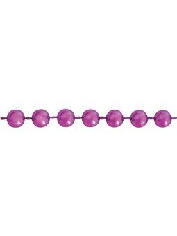 Бусы Yes! Fun новогодние 4мм*3м, пурпурные (972045) [5009079720456]