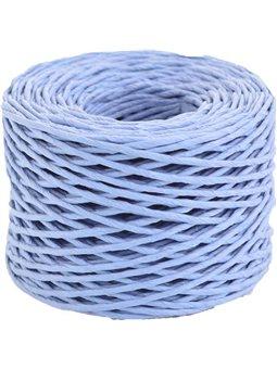 Шпагат Yes! Fun бумажный крученый для декора, 50 м, голубой. (972757) [5056137107711]