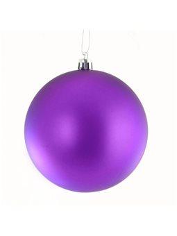 Шар Yes! Fun d - 10 см, фиолетовый матовый (973205) [5056137142262]