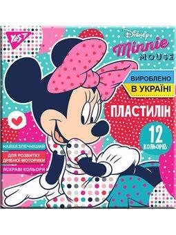 "Пластилин YES ""Minnie Mouse"", 12цв, 240г, Украина (540565) [4823091908798]"