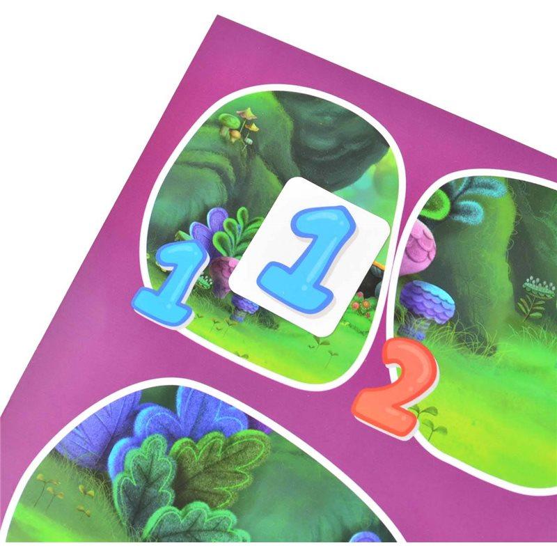 """Фото Набор для изучения счёта, с наклейками """"Useful Stickers"""". (953750) [4823091904042]"""