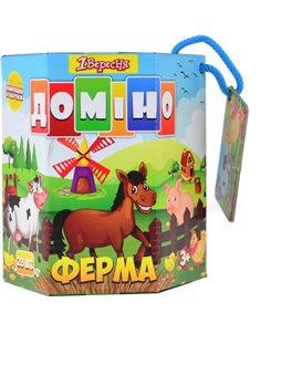 """Домино """"Ферма"""" (953705) [4823091903953]"""
