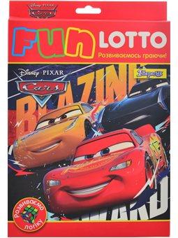 """Игровой набор """"Funny loto"""" """"Cars"""" (953671) [4823099536719]"""