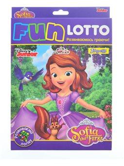 """Игровой набор """"Funny loto"""" """"Sofia"""" (953669) [4823099536696]"""
