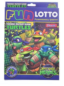 """Игровой набор """"Funny loto"""" """"TMNT"""" (953697) [4823099536979]"""