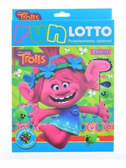 """Игровой набор """"Funny loto"""" """"Trolls"""" (953674) [4823099536740]"""