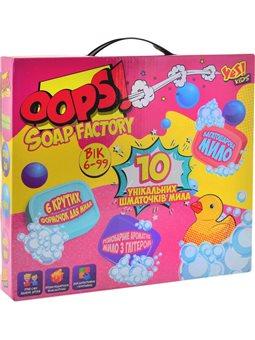 """Набор для изготовления мыла """"Oops! Мыльная фабрика"""" (953747) [5056137196388]"""