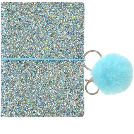 "Блокнот ""Galaxy"", голубой (151539) [5056137155897]"