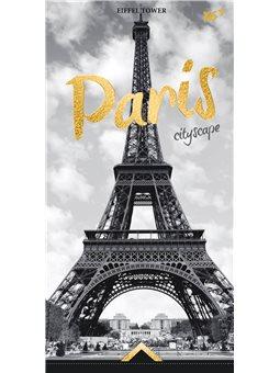 """Блокнот 100*200/64 КЛ. 7БЦ """"Gorjous Paris"""" YES (151477) [4823092235763]"""