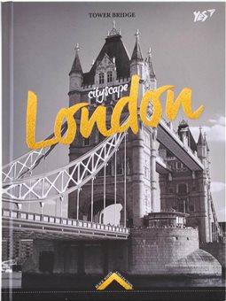 "Блокнот 140*185/64 КЛ. 7БЦ ""Gorjous London"" YES (151466) [4823092236593]"
