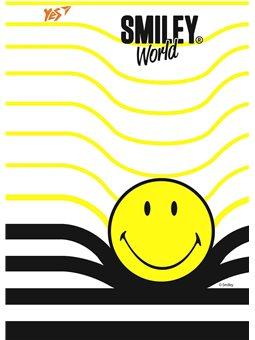Тетрадь В6/144 пл.обл. Smiley Stripes YES (681309) [4823092237149]