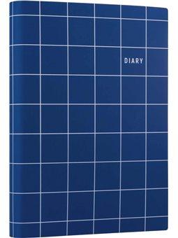 """Ежедневник А5 недат. YES """"Giovanni"""", мягк., 432 стр., синий (252059) [5056137171040]"""