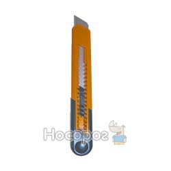 Нож канцелярский NORMA 4514 18мм, автофикс. (04050370)