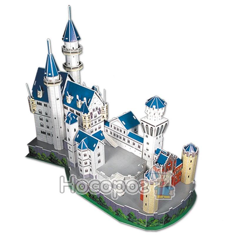 Фото Пазл 3D Замок Нойшванштайн