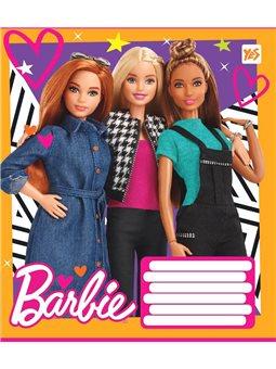 А5/12 лин. YES Barbie Dolls, тетрадь ученич. (762922) [4823092225009]
