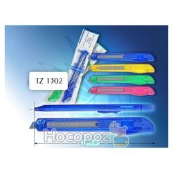 Нож канцелярский TZ-1302 9мм