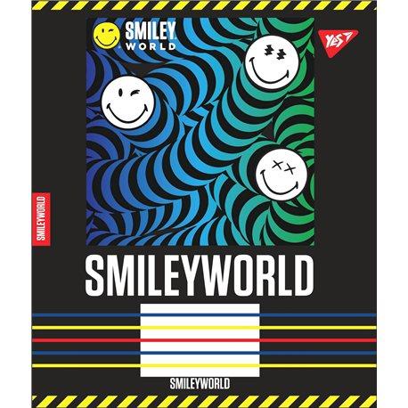 А5/12 лин. YES SMILEY WORLD, тетрадь учен. (764504) [4823092243492]