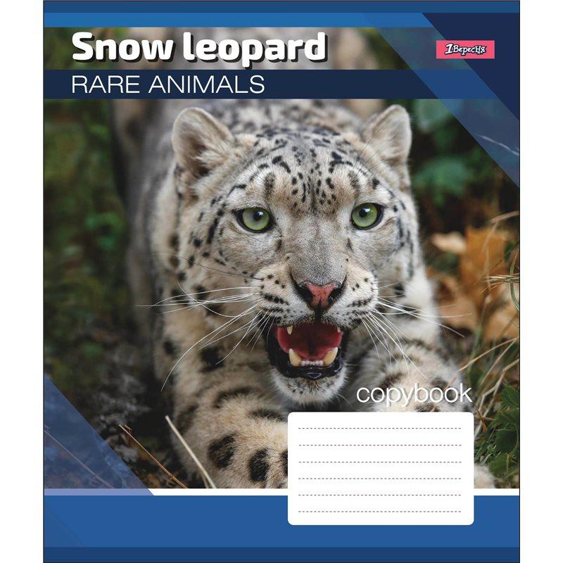 Фото А5/18 кл. 1В RARE ANIMALS, тетрадь учен. (764523) [4823092256676]