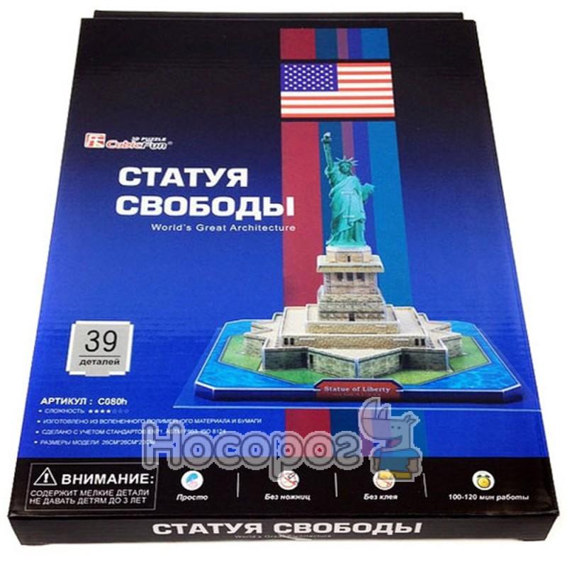 Фото Пазл 3D Статуя Свободы