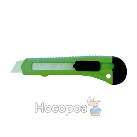 Нож канцелярский SOHO KC23/SH-2318 большой 18мм